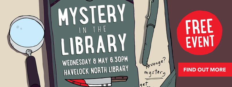Mystery in the Library